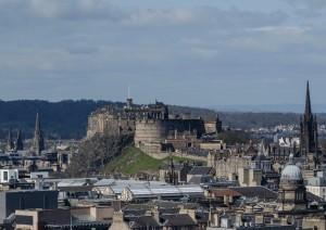 Edimbourg Castle